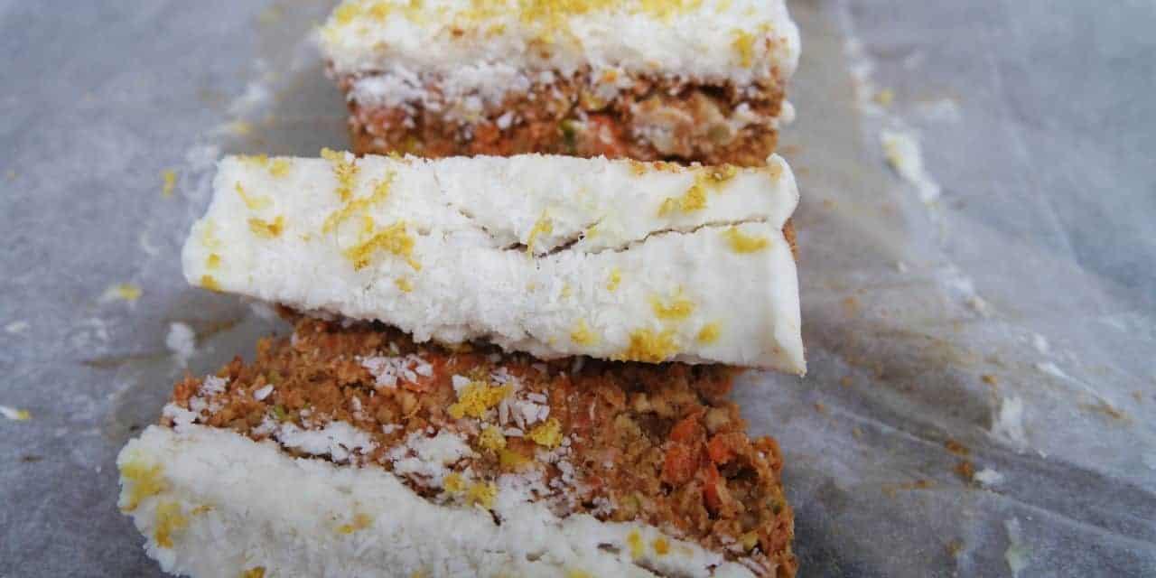 Raw carrotcake