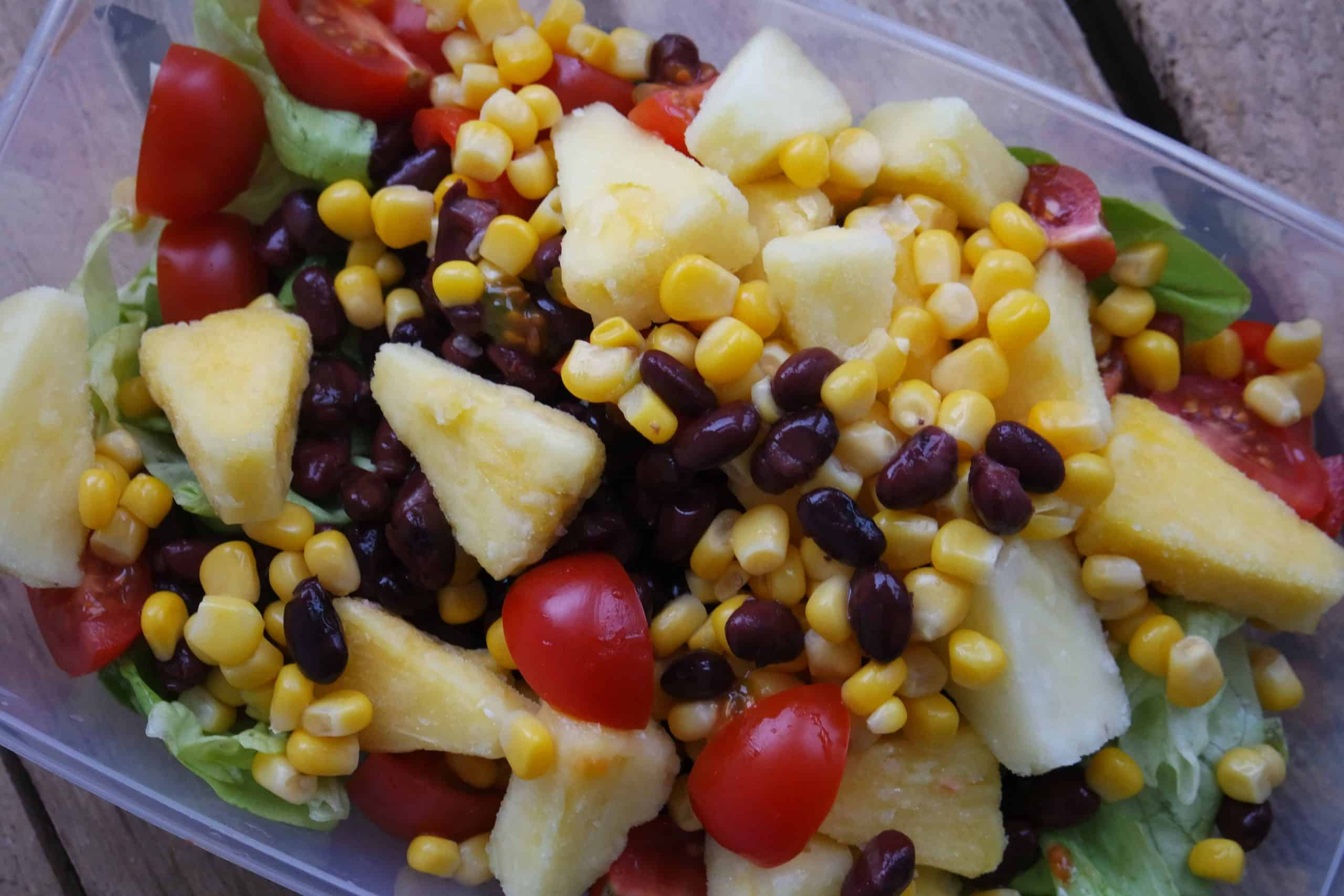 Kidney bonen salade