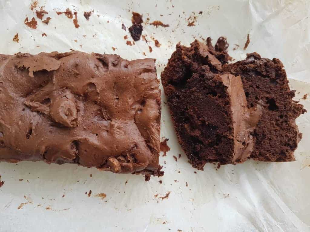 brownie ijscake