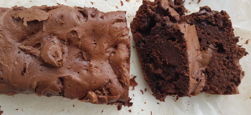 brownie ijscake