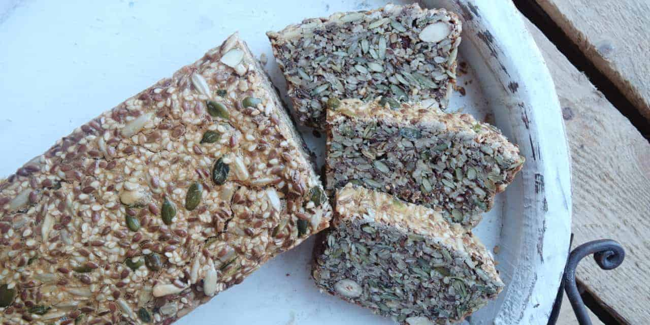 Paleo notenbrood