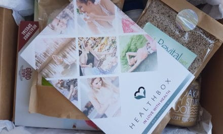 "Healthbox ""In Love With Health"""