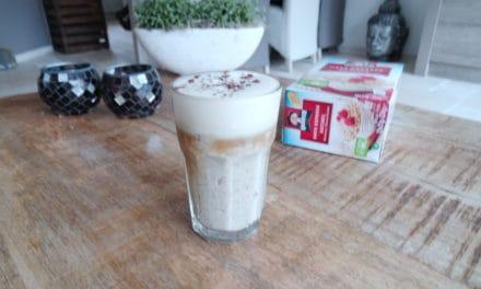 Verrassende havermout-cappuccino