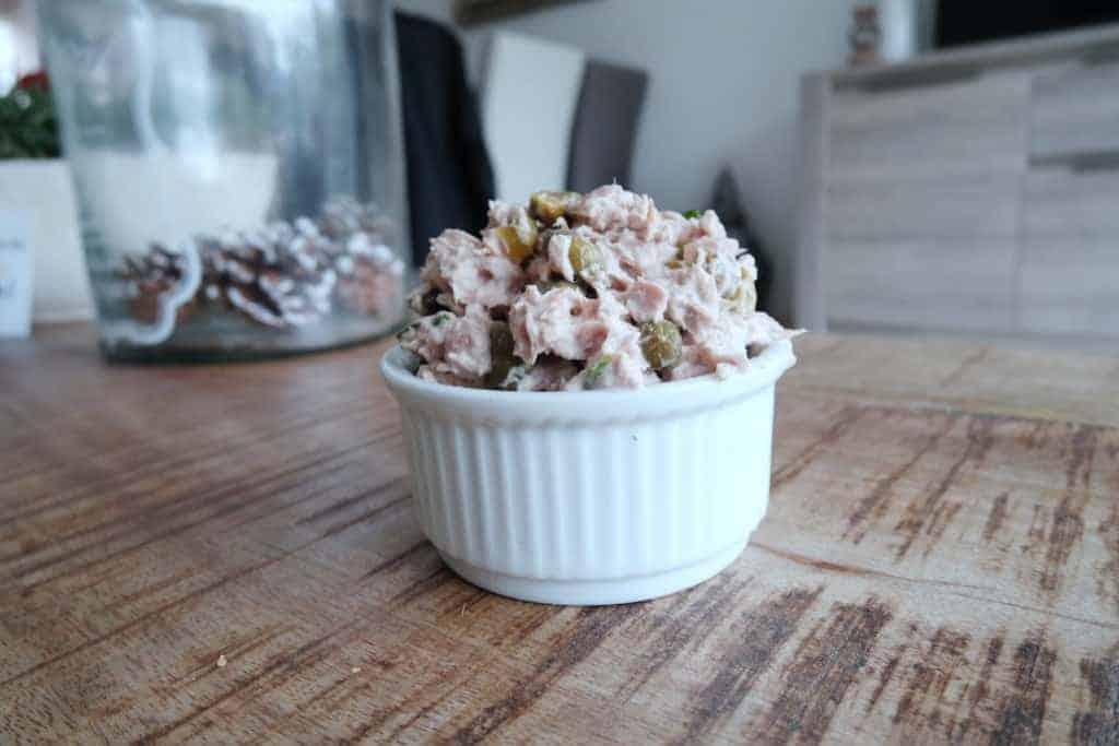 skinny tonijnsalade