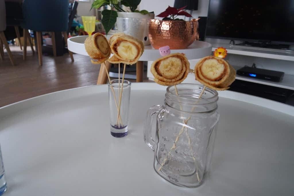 bananen pannenkoek