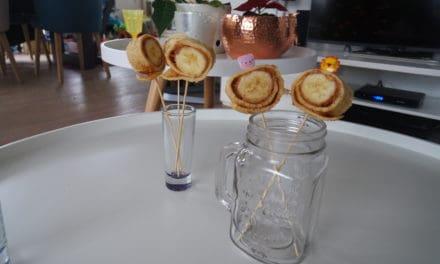 Voor de kids: bananenpannenkoek met pindakaas