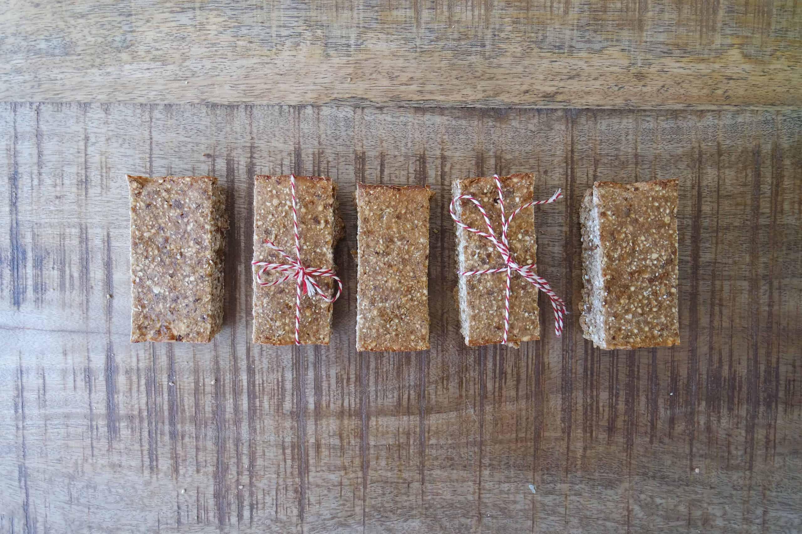 muesli-protein bars