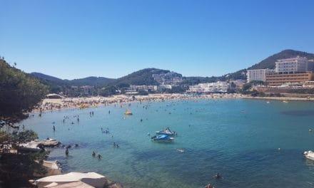 Ik ben verliefd op Ibiza!