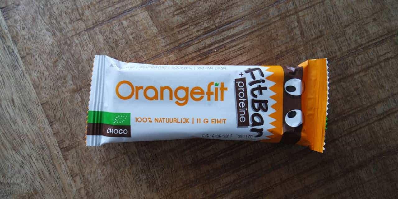 De Fit Bar van Orangefit