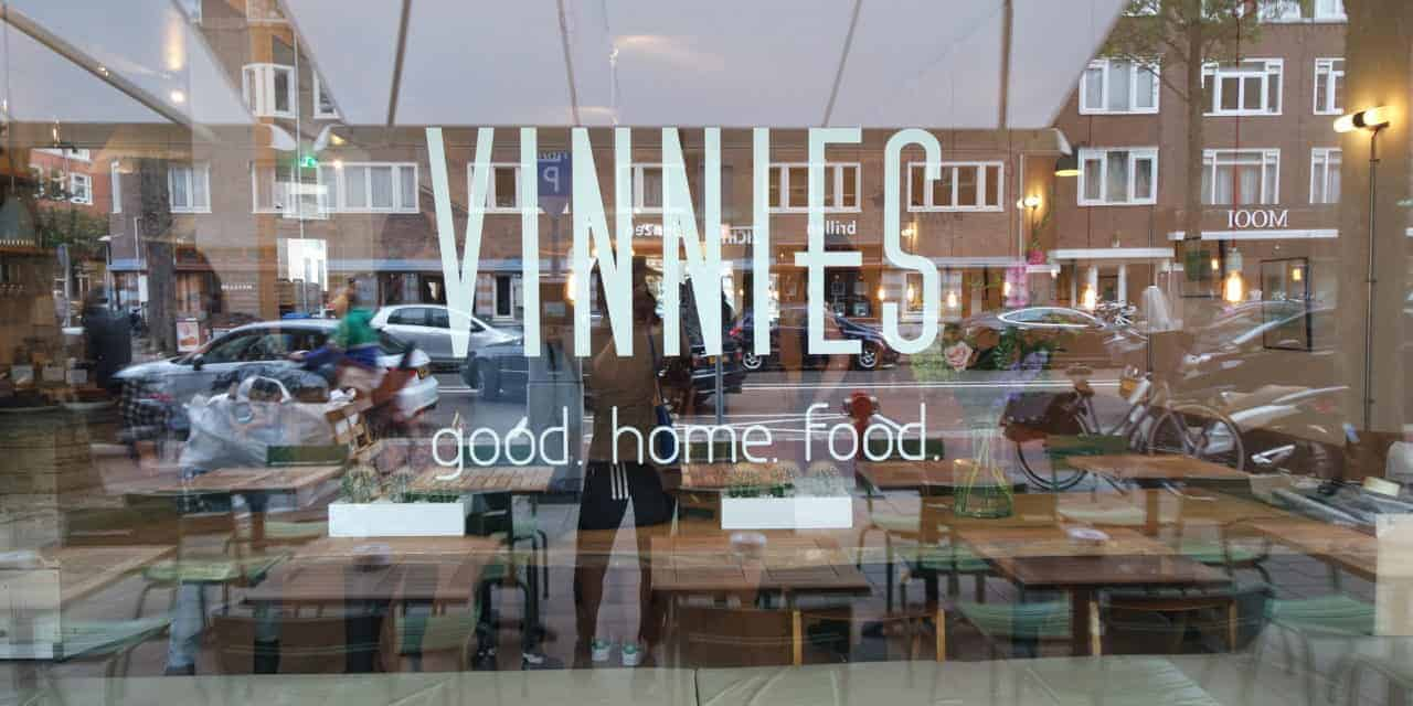 Nieuwe hotspot! Vinnies Amsterdam