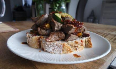 Broodje biefstuk