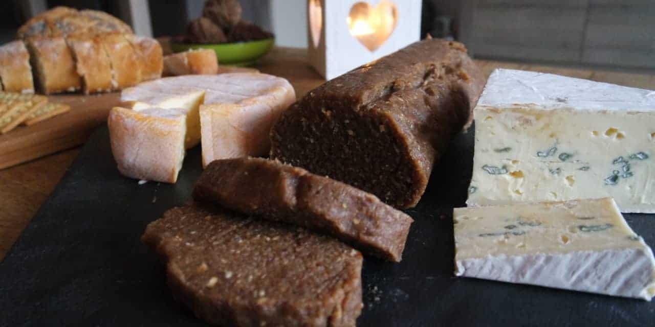 Vijgenbrood met amandelen