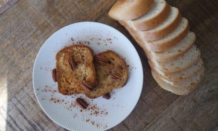 Mijn top 3 glutenvrije feestelijke recepten!