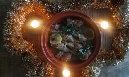 Kerst – Kipstoofpot met oregano