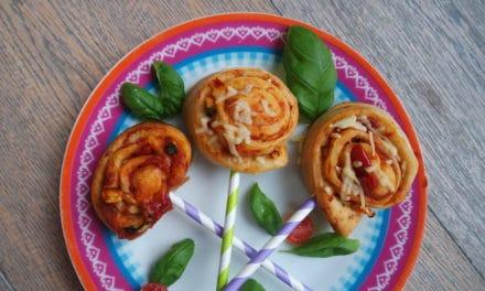 Happy pizzasticks voor de kids of bij de borrel