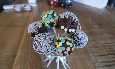 Choco-dadel lollies voor de kids