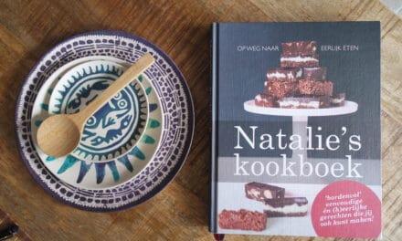 Moeders kookboek Natalie's Keuken