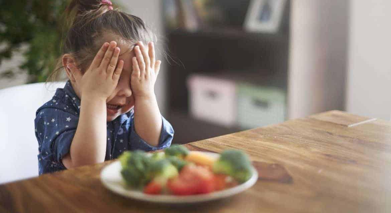 10 tips om je kinderen aan het eten te krijgen