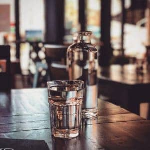 voordelen van water te drinken