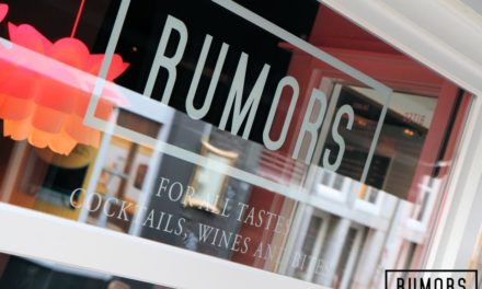 Rumors Maastricht voor cocktails, wines & bites