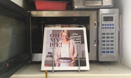 Gezond bakken met het lekkerste boek ooit: Oh my pie!