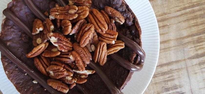 Chocolade-havermouttaart