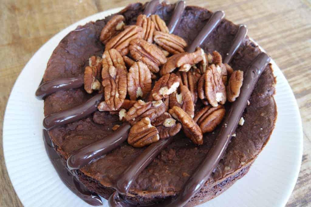chocolade havermouttaart