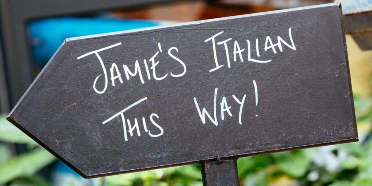 Nieuwe hotspot: Jamie's Italian Rotterdam