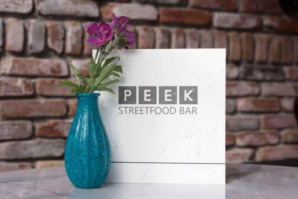 Peek Streetfoodbar Texel.