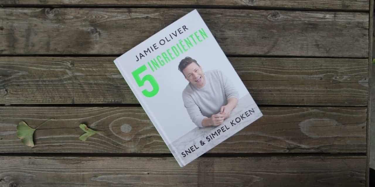 Het nieuwe boek van Jamie Oliver
