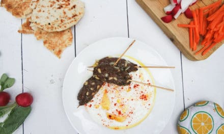 Kidsproof: Kebab uit Zoete Spruiten