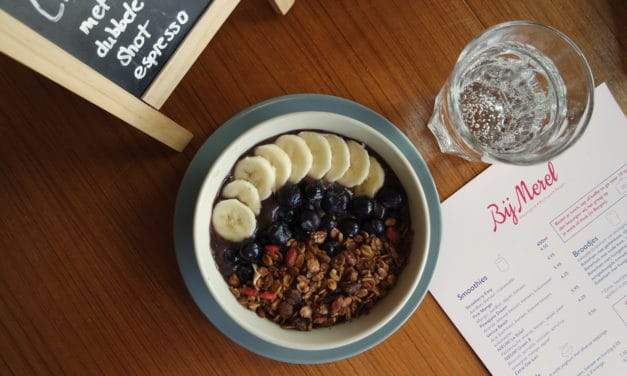 Hotspot: Bij Merel in Bergen. Hip en healthy!