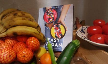 Easy Vegan van Sanne van Rooij