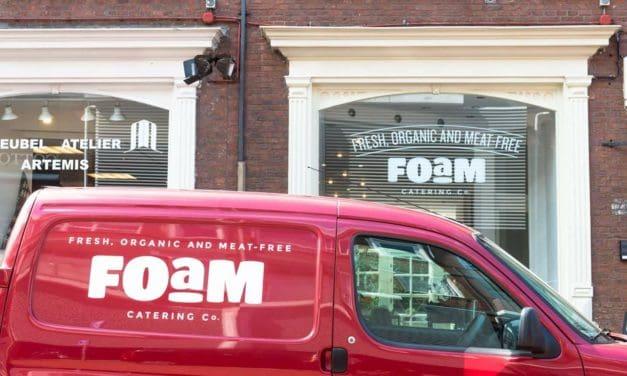 Nieuwe hotspot: FOAM in Den Haag