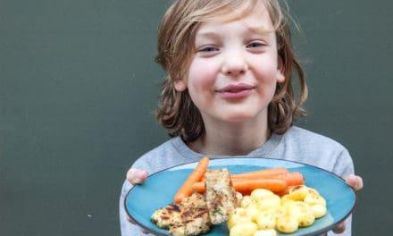 Voor de kids: eigengemaakte vissticks!