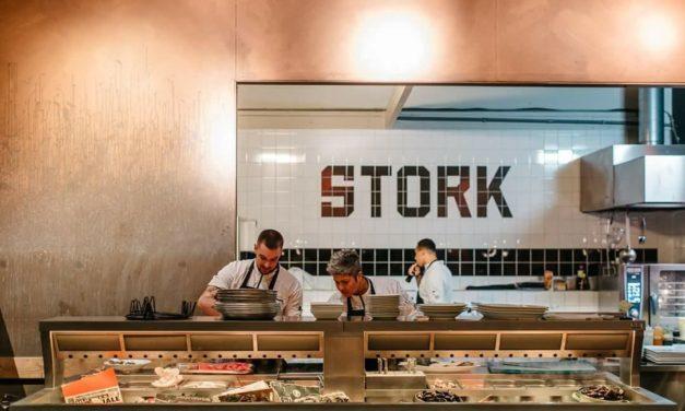 Café-restaurant Stork in Amsterdam
