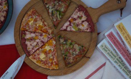 Wist je dat groentepizza's helemaal hip zijn?
