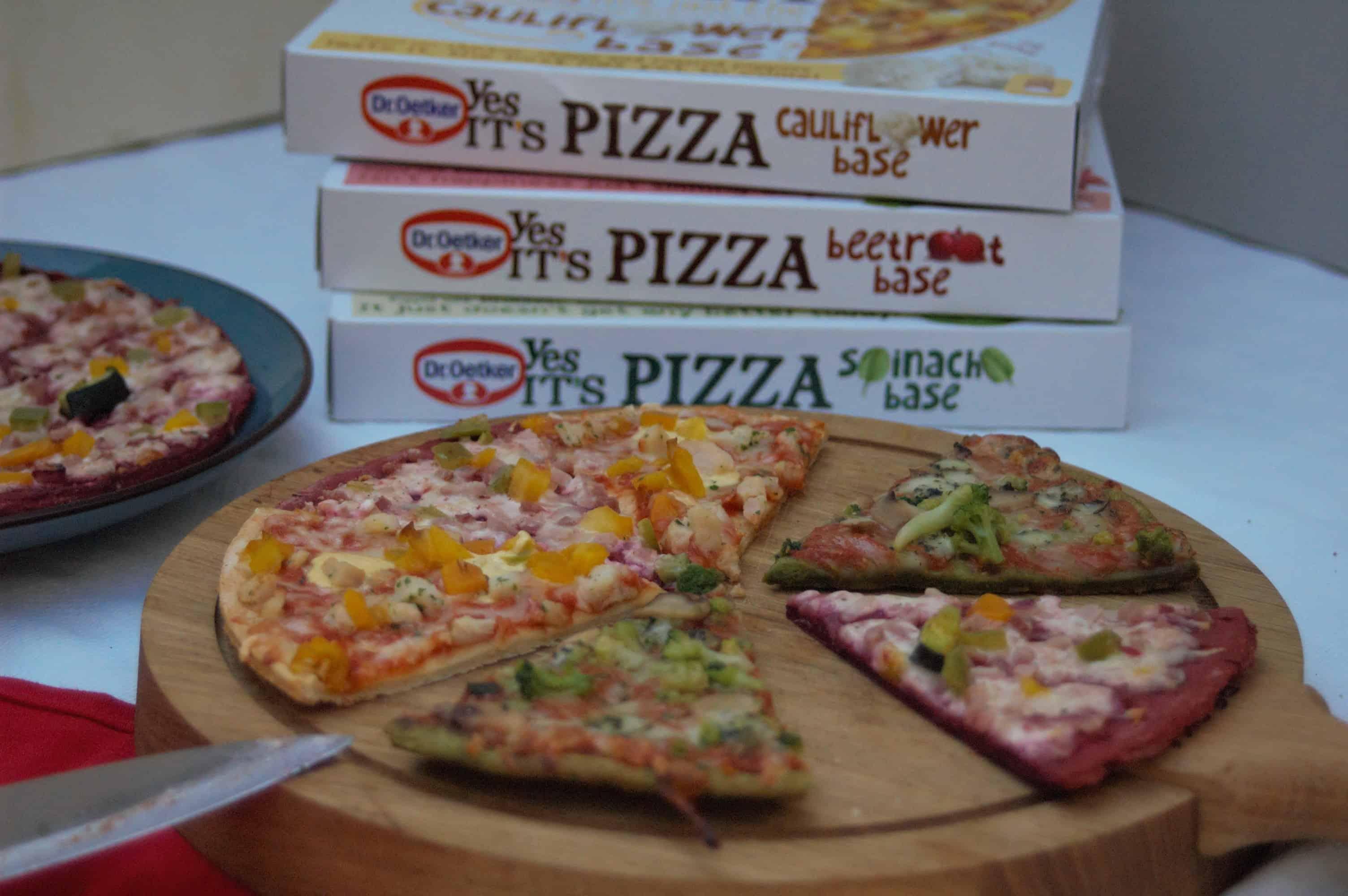 groentepizza's