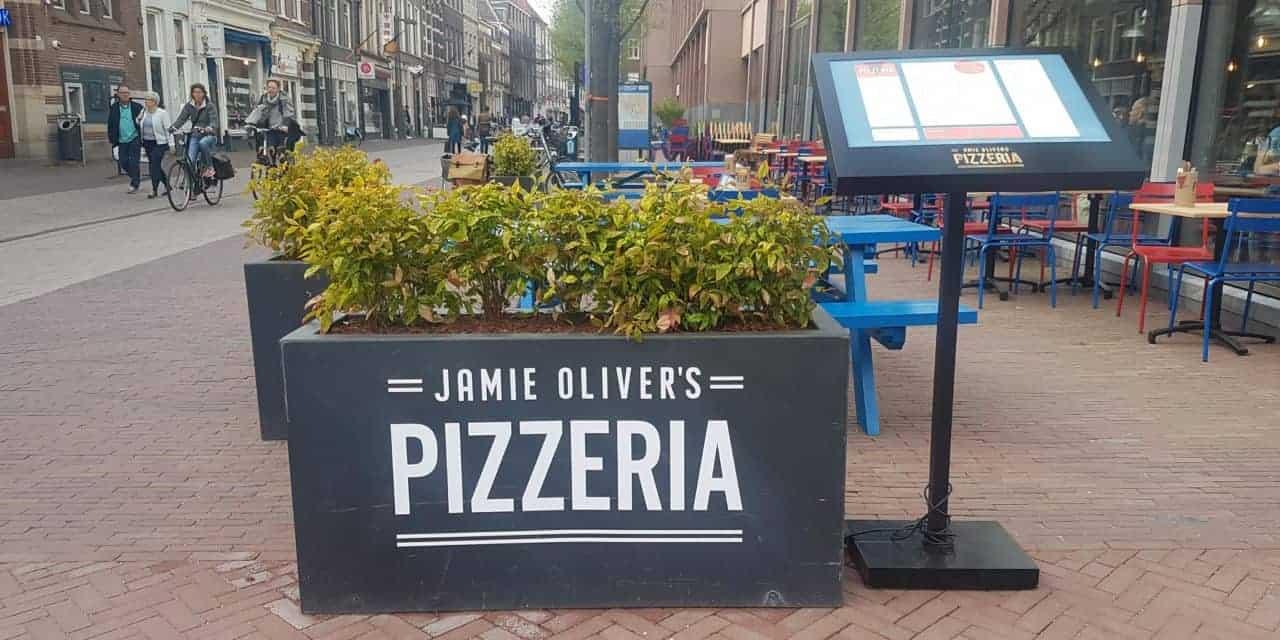 NIEUW: Jamie Oliver's Pizzeria in Arnhem