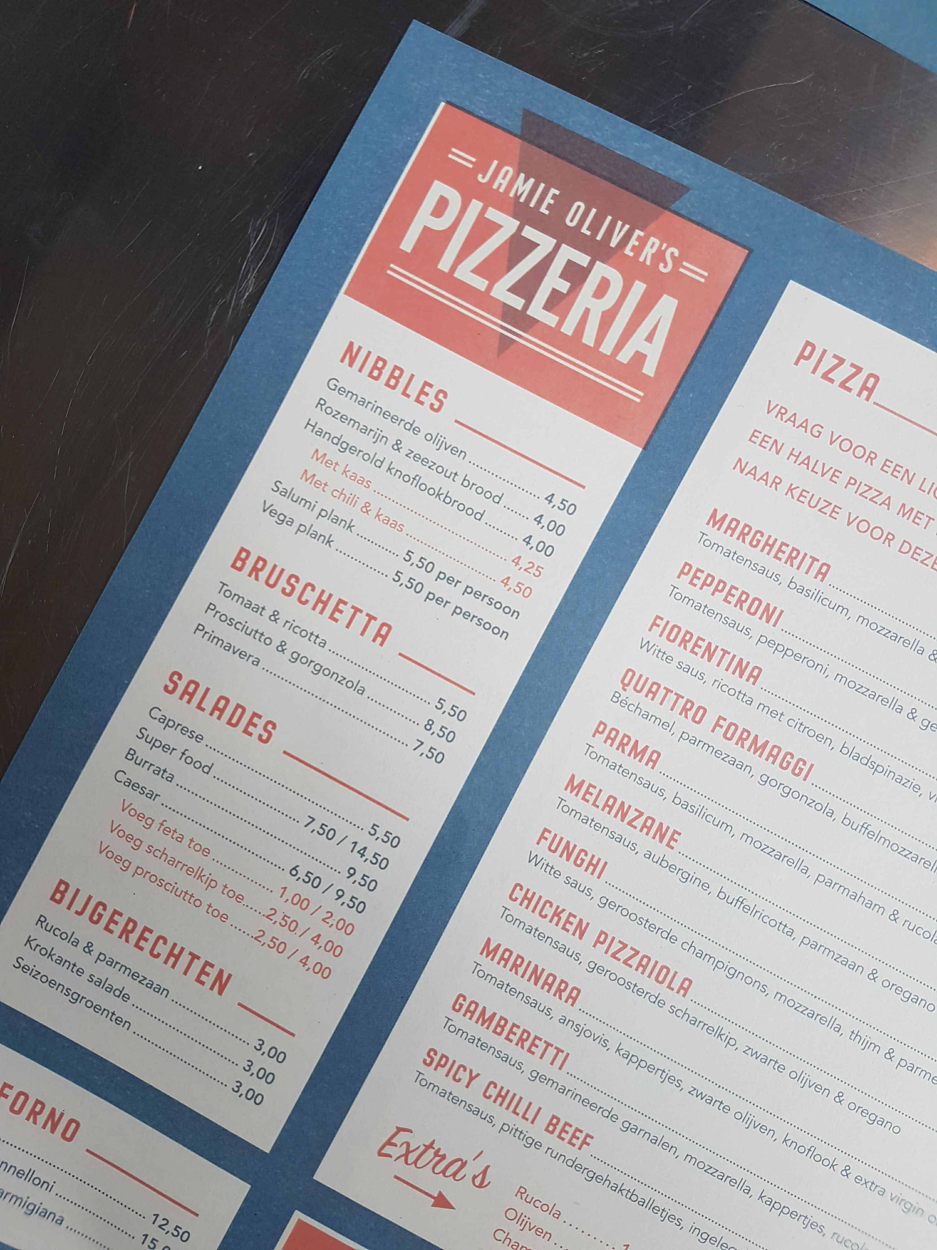 Jamie Oliver's Pizzeria