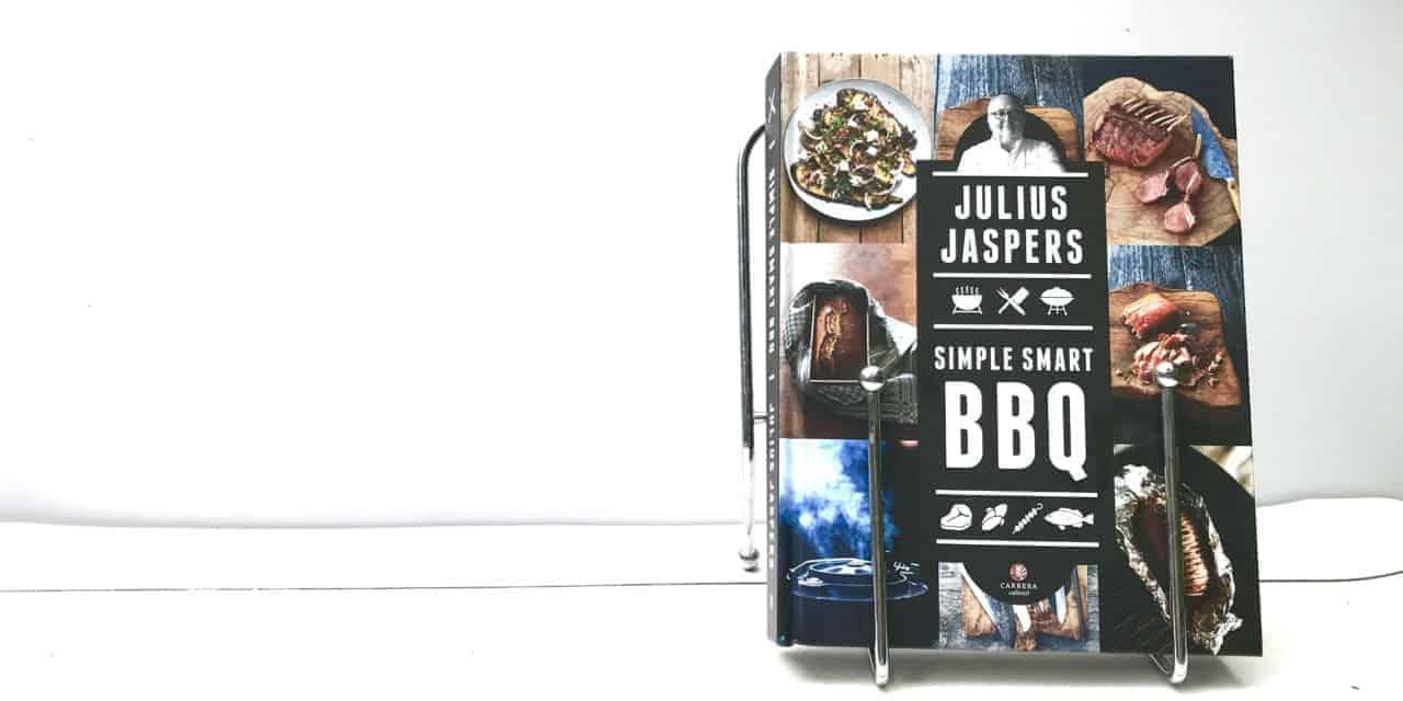Winactie… Simple Smart BBQ van Julius Jaspers