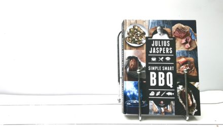 Winactie… Simple Smart BBQ van Julius Jaspers