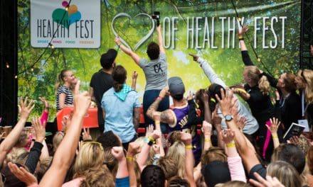 Gek in mijn Bolletje van Healthy Fest!