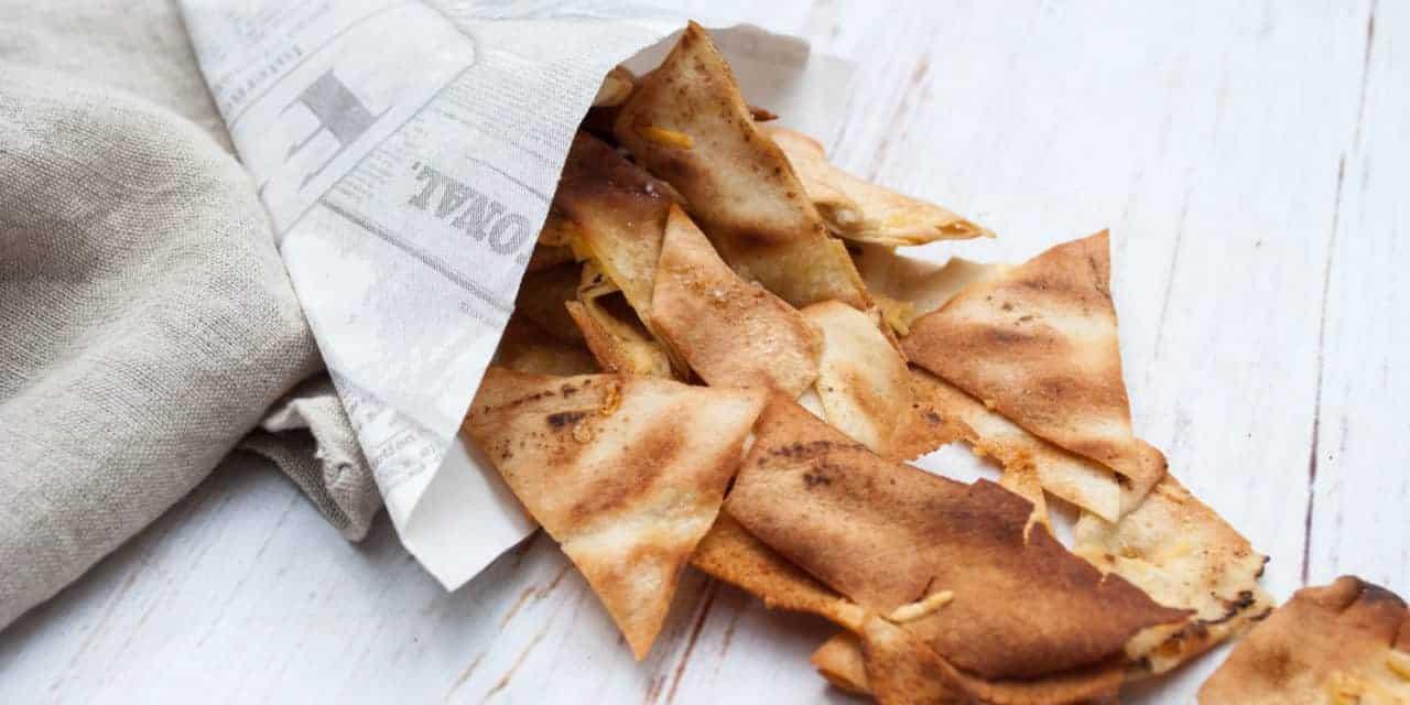 Kidsproof: kaas-uien-chips