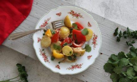 Frisse aardappelsalade voor bij de BBQ