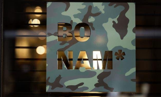 Bo-Nam, de Aziatische hotspot in het centrum van Amsterdam