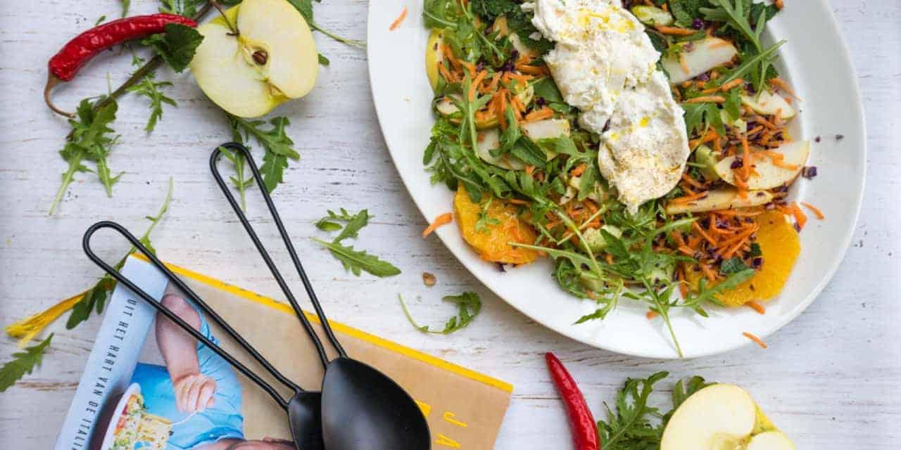 Matera salade van Jamie Oliver