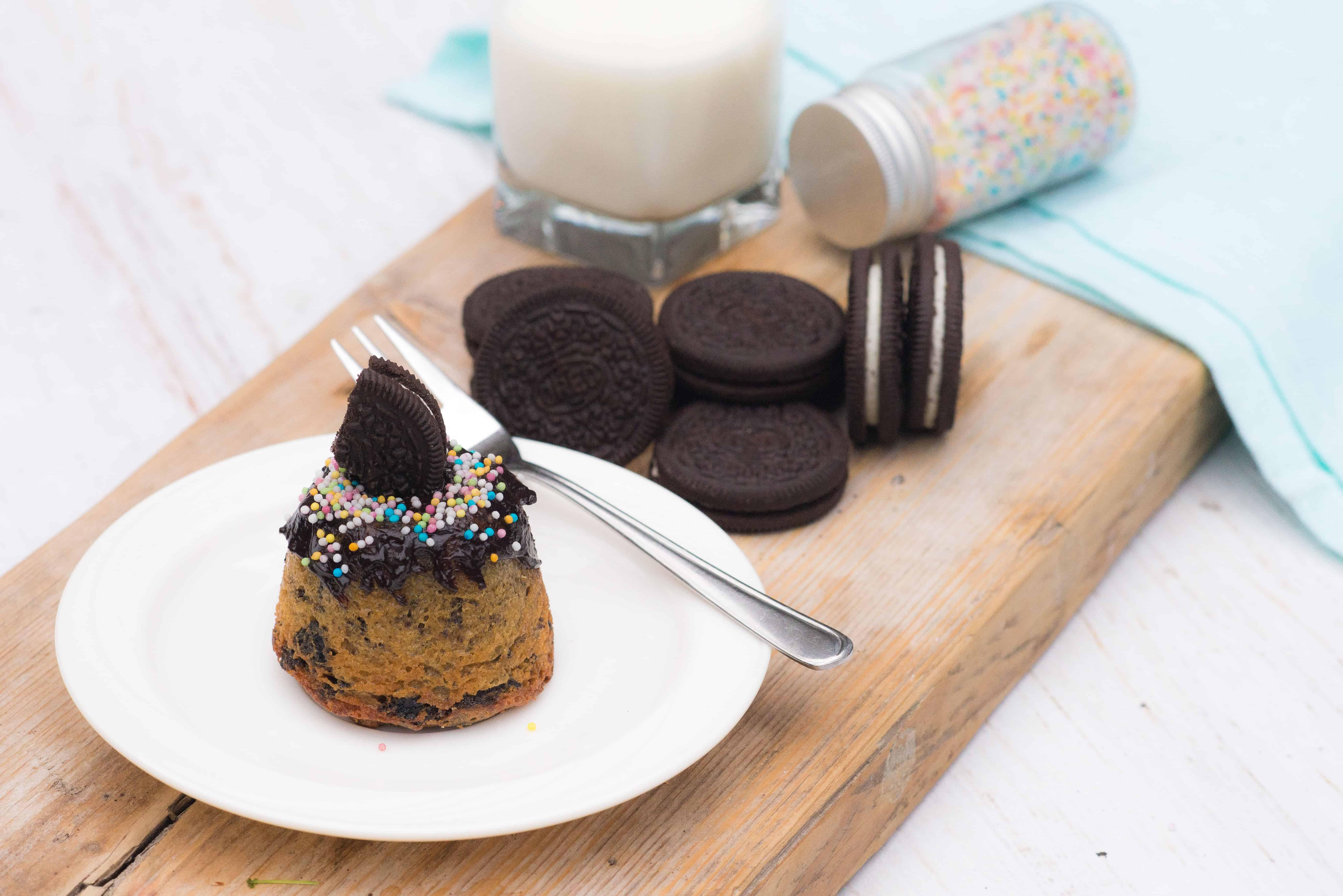 Oreo, Oreo baking queen, Oreo mugcake