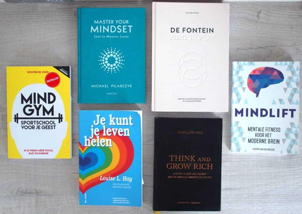 zelfhulpboeken, persoonlijke groei, inspiratie, boeken die je leven veranderen, burn-out