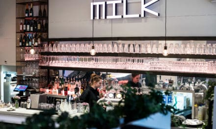 Hotspot MILK in Amsterdam